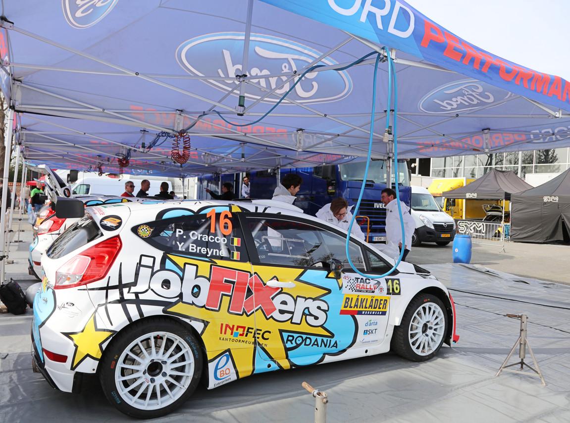 Jobfixers Tac Rally 2018