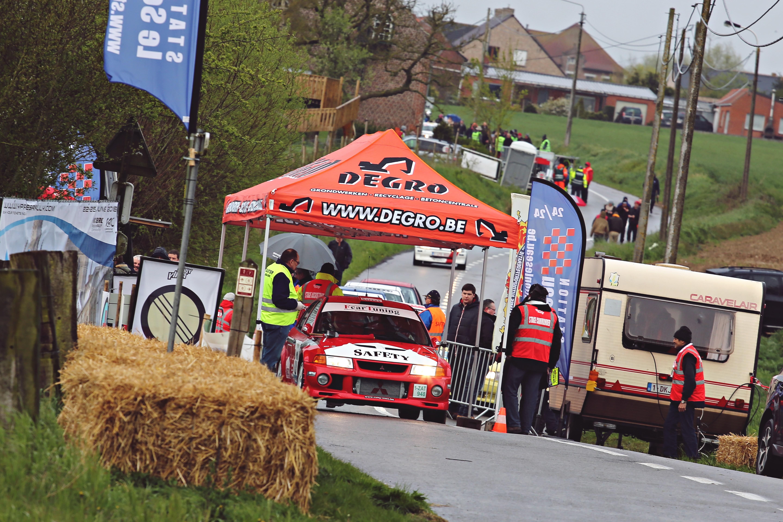 Rallysprint van de Monteberg