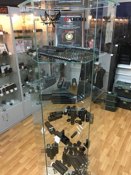 """Открыта брендовая зона компании """"Академия"""" в магазине ProShooter"""
