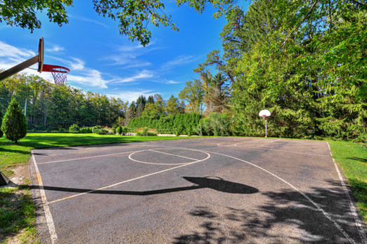 Wiegand's Lake Park - Basketball Court