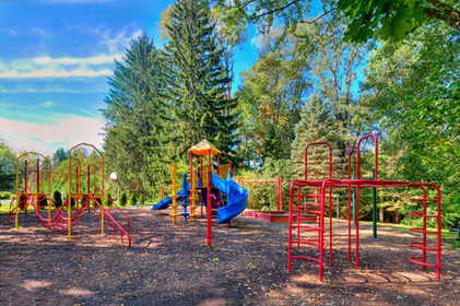 Wiegand's Lake Park - Playground