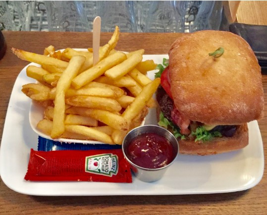 Jeder Burger ist nur dann perfekt, wenn das Brötchen auch dazu passt!