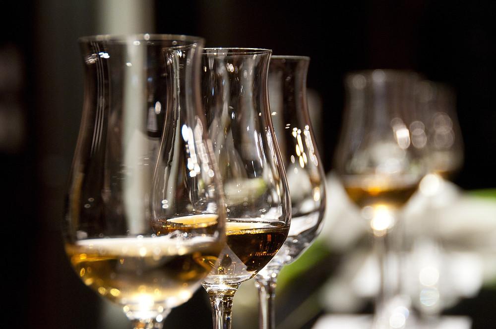 In der Region Würzburgs gibt es viele große und kleinere Weingüter, die Wei von hervorragender Qualität herstellen