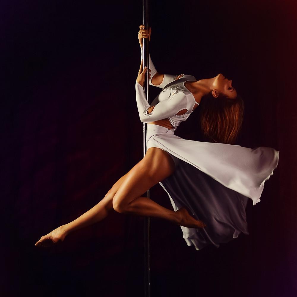 Ihr hattet schon immer mal Lust Pole-Dance auszuprobieren?