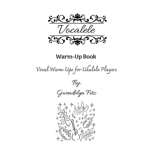 VOCALELE WARM-UP BOOK