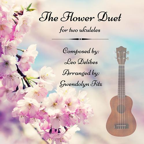 The Flower Duet for Two Ukuleles