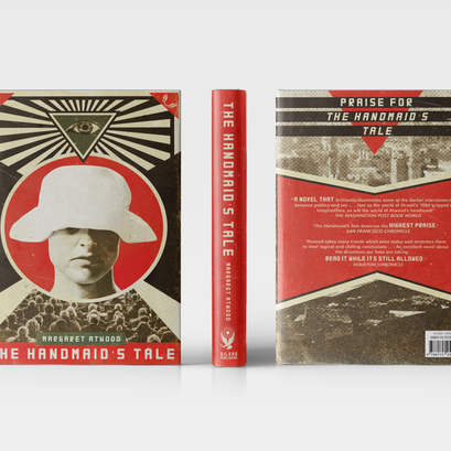 HANDMAID'S TALE BOOK REDESIGN