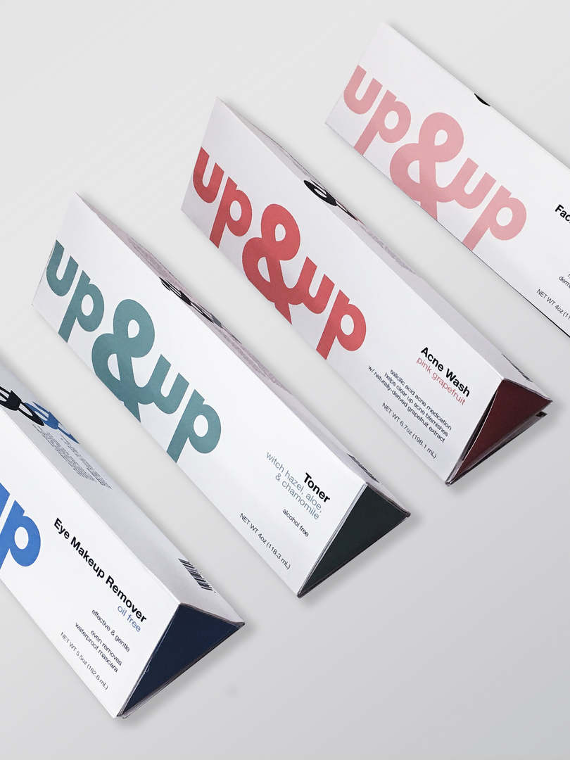 UP & UP REBRAND