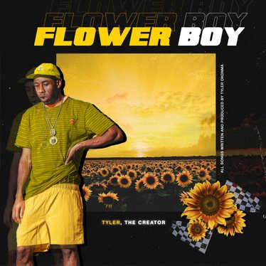 SCUM F*CK FLOWER BOY