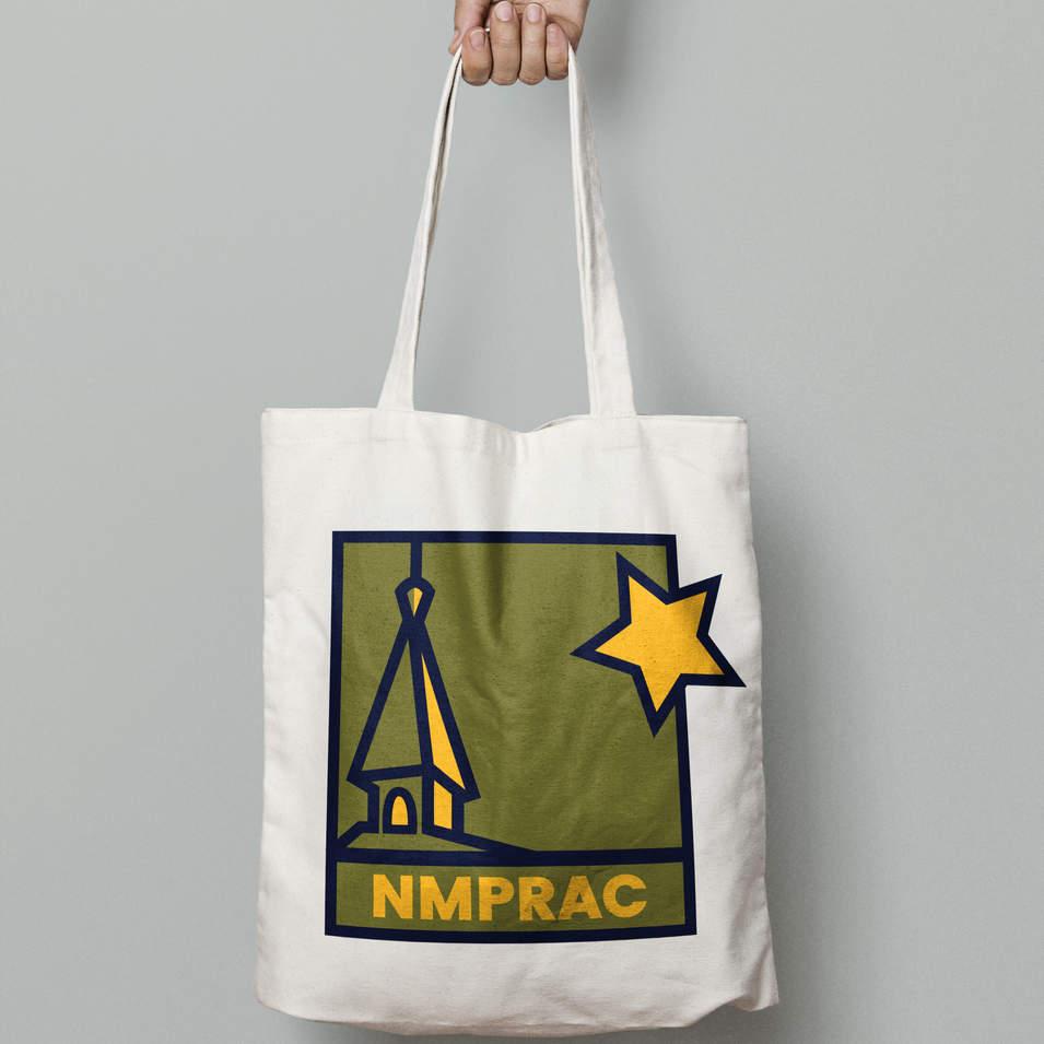 tote bag green nmprac.jpg