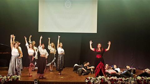 Soprano Olcay Şahin & Öğrencileri