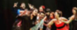 Soprano Olcay Şahin in Müzikalden Müzikale: West Side Story - America