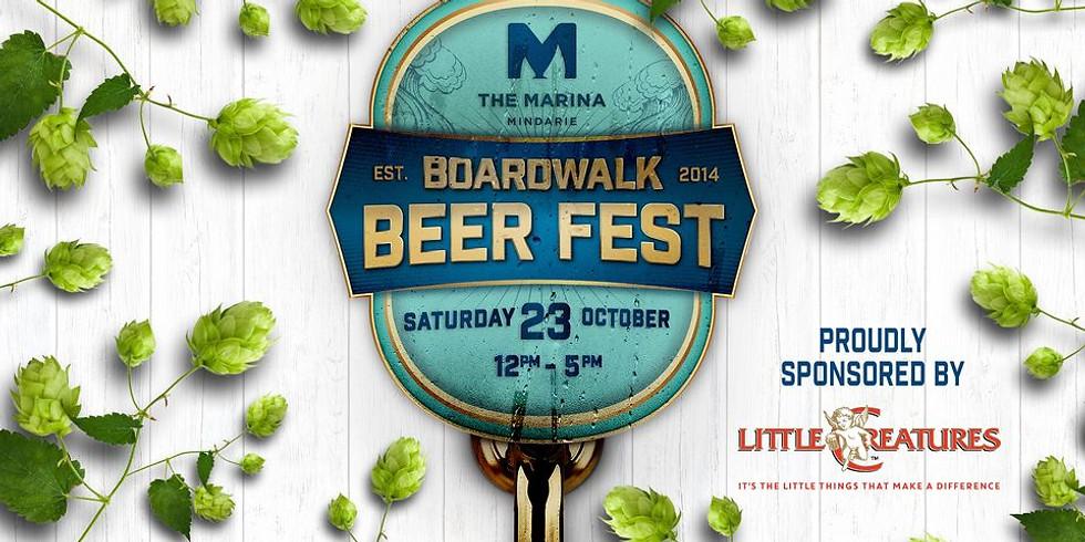 Boardwalk Beer Festival