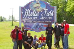 Moten Field - Tuskegee, Alabama