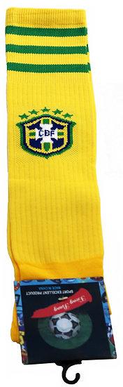 BrSoSoPo - Brazilian Soccer Socks Polyester