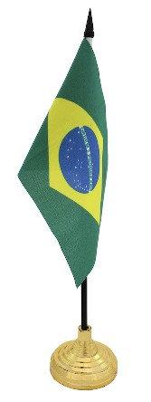 Brazil Desk Flag = BrDeFl