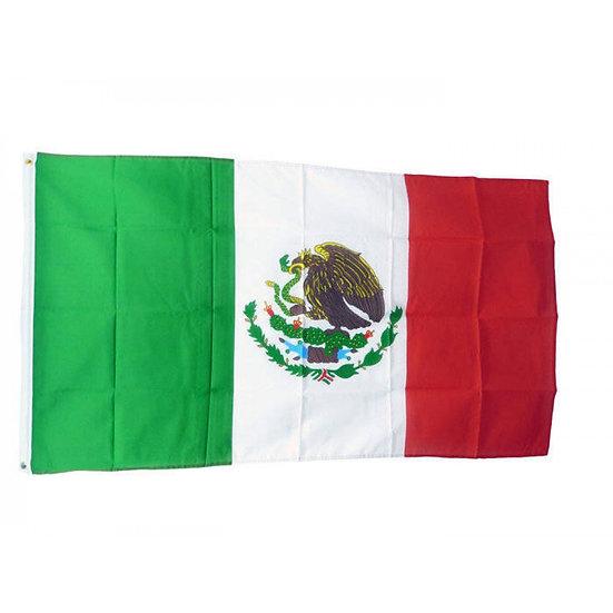 Mexico 3' x5' Flag