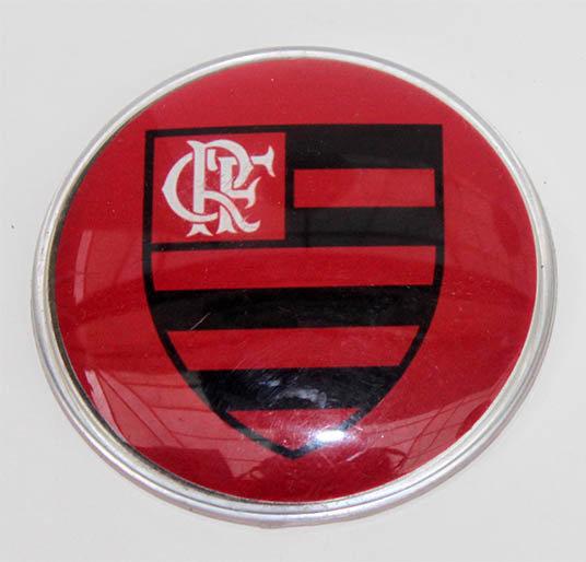 Flamengo Magnetic Large Plastic Brazil Soccer