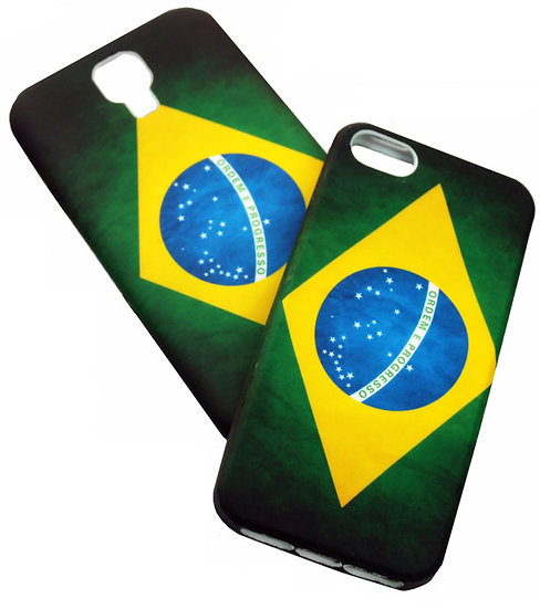 iPhone 5 & 5S. Brazil Vintage Cellphone Cover