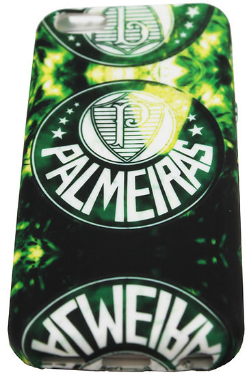 iPhone 5 & 5S. Palmeiras Cellphone Cover