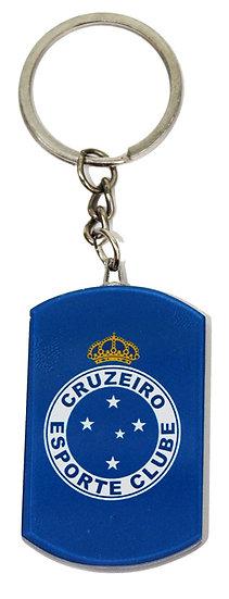 Cruzeiro Glass Key Chain