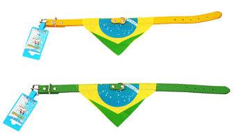 BrDoNe - Brazil Dog Neckless