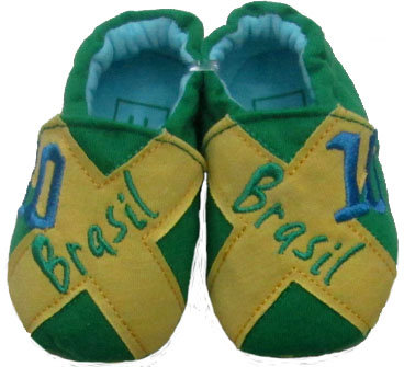 Baby Brazil Shoes