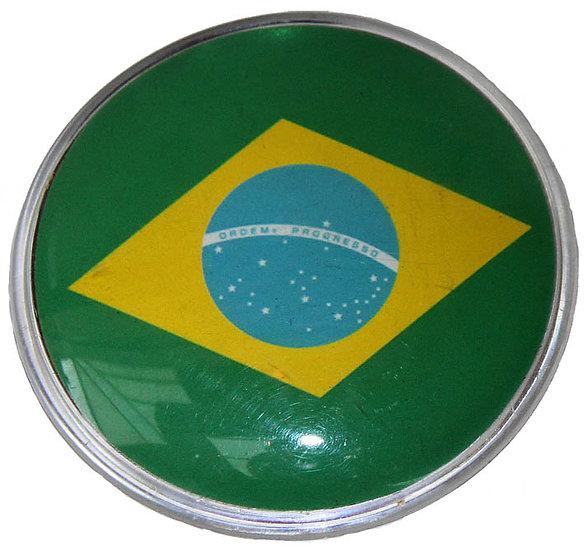 Brazil Magnetic Large Plastic Brazil Soccer