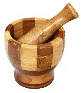 CaWoSqSe - Caipirinha wood Squeeze Set