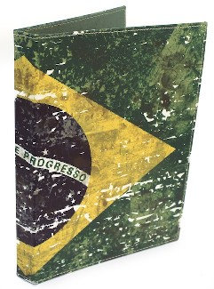 BrFiHo - PU Brazil Leather File Holder