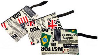 InUSPaBaMe - Insert USA Pattern Bag Medium