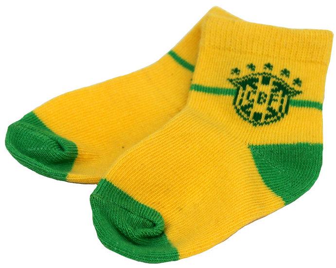 Baby Brazil Socks, pack 3 pairs Blister