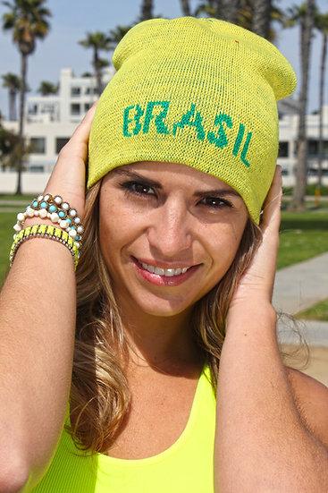 BrHoHa - Brazil Hood Hat