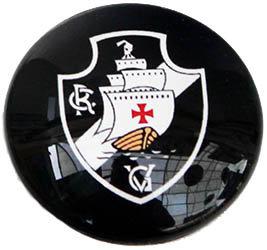 Vasco Magnetic Small Glass Brazil Soccer League