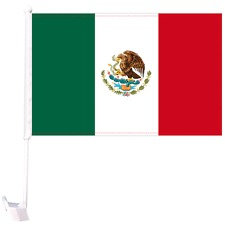 MeCaFl - Mexico Car Flag
