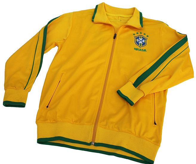 Brazil Tracking Gear Uniform, Jacket & Pants