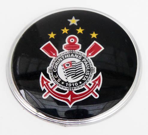 Corinthians Magnetic Large Plastic Brazil Soccer