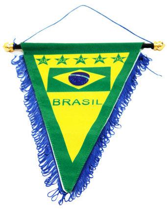 BrFlPeGa - Brazil Flamula Pennant Gauze
