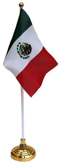 MeDeFl - Mexico Desk Flag