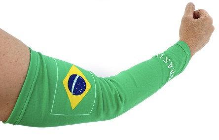 BrArWa - Brazil Arm Warmer