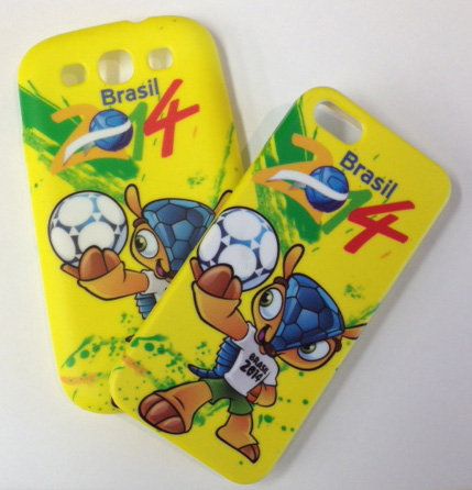 Iphone 5 & Iphone 5S. World Cup Ye Cellphone Cover