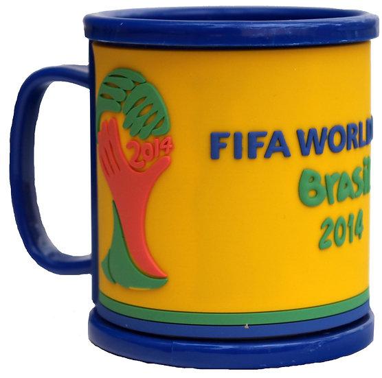 CaWoCuPVC - Caneca World Cup PVC