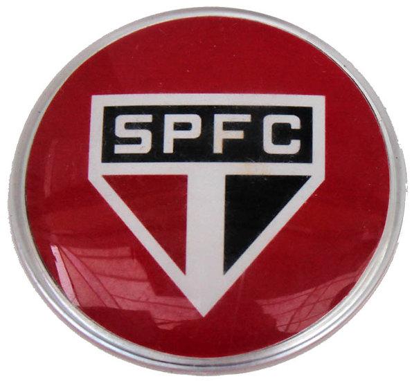Sao Paulo Magnetic Large Plastic Brazil Soccer