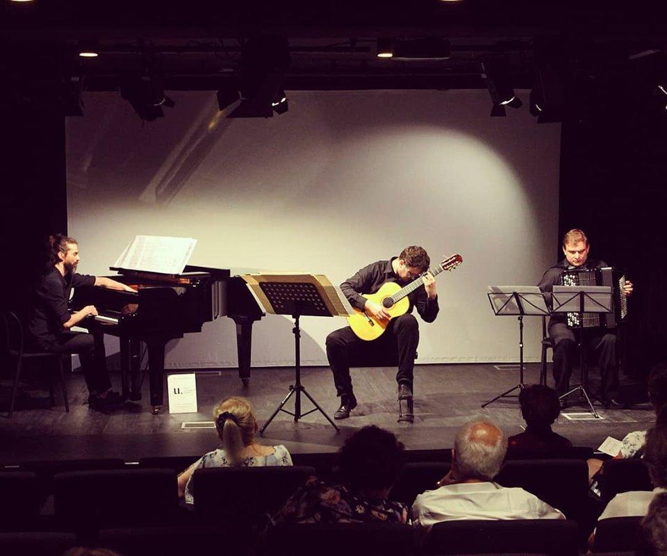 With Kamil Mihalov and Peter Katina