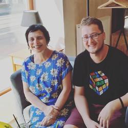 With Chaya Czernowin