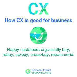 CX good for business
