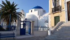 Church in Chora Serifos