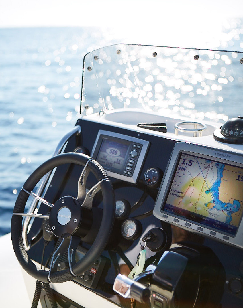 Scorpion 860 G2 Cockpit