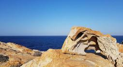 Agios Sostis rock