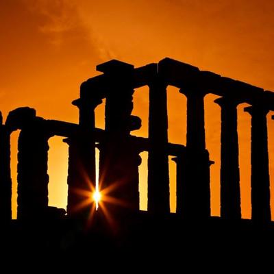 Temple of Poseidon Sounio